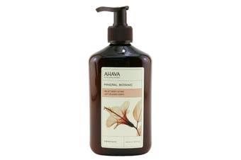 Ahava Mineral Botanic Velvet Body Lotion - Hibiscus & Fig 400ml