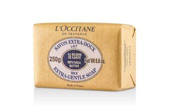 L'Occitane Shea Butter Extra Gentle Soap - Milk 250g
