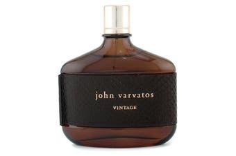 John Varvatos John Varvatos Vintage Eau De Toilette Spray 125ml