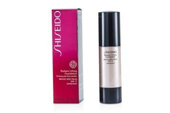 Shiseido Radiant Lifting Foundation SPF 17 - # I20 Natural Light Ivory 30ml