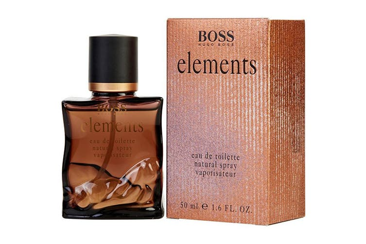 Hugo Boss Elements Eau De Toilette Spray 50ml
