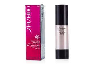 Shiseido Radiant Lifting Foundation SPF 15 - # B20 Natural Light Beige 30ml