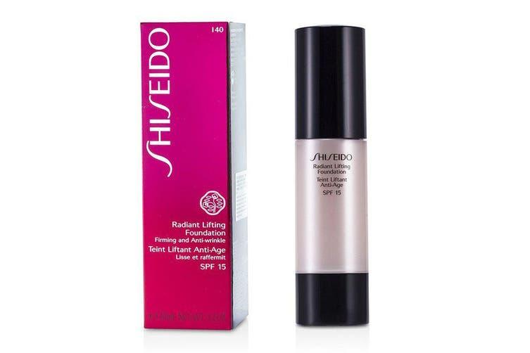 Shiseido Radiant Lifting Foundation Spf