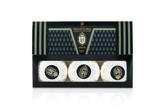 Truefitt & Hill Grafton Luxury Soap (Triple) 3x150g