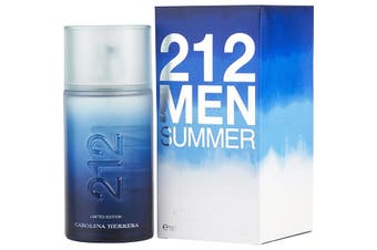 Carolina Herrera 212 Summer Eau De Toilette Spray (Limited Edition) 100ml