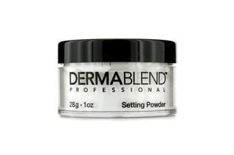 Dermablend Loose Setting Powder (Smudge Resistant, Long Wearability) - Original 28g