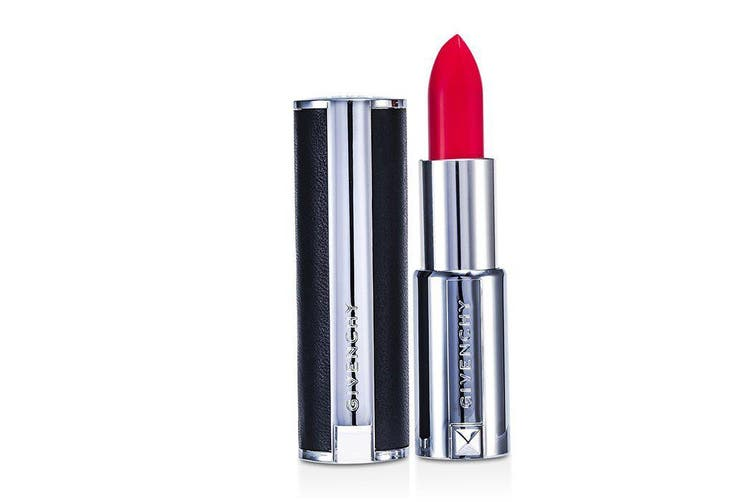 Givenchy Le Rouge Intense Color Sensuously Mat Lipstick - # 201 Rose Taffetas 3.4g