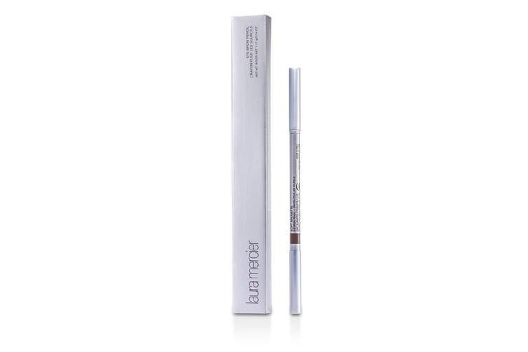 Laura Mercier Eye Brow Pencil With Groomer Brush - # Soft Brunette 1.17g