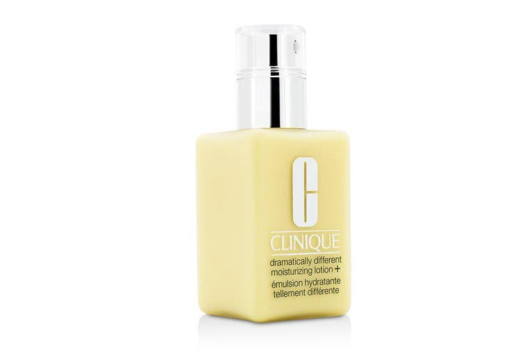 Clinique Dramatically Different Moisturizing Lotion+ (Very Dry to Dry Combination; With Pump) 125ml