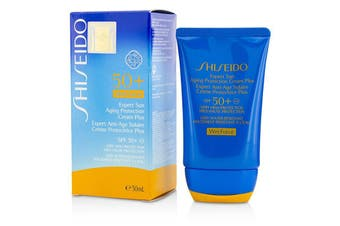 Shiseido Expert Sun Aging Protection Cream Plus 50ml