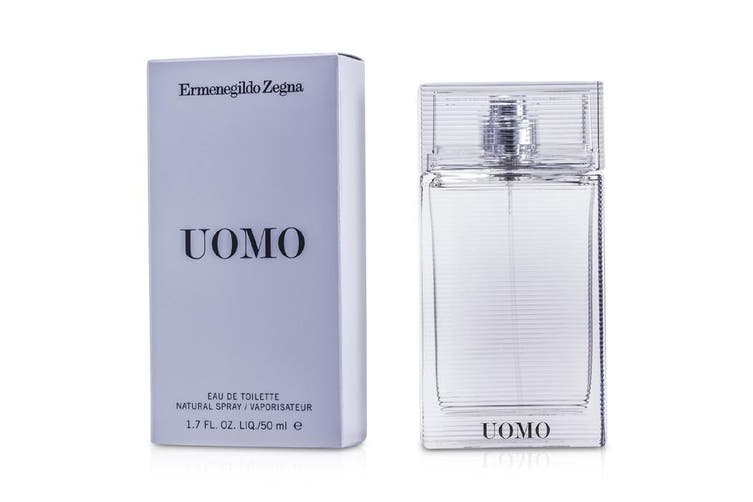 Ermenegildo Zegna Uomo Eau De Toilette Spray 50ml