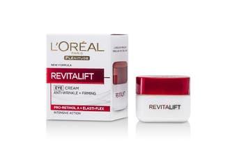 L'Oreal Plenitude RevitaLift Eye Cream (New Packaging) 15ml