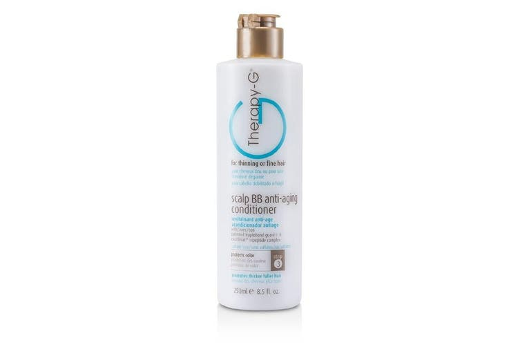 Therapy-g Scalp BB Anti-Aging Conditioner (For Thinning or Fine Hair) 250ml