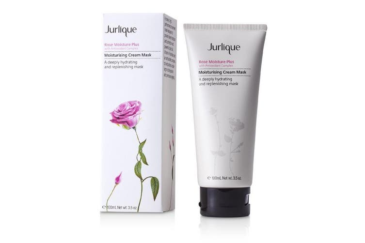 Jurlique Rose Moisture Plus - Moisturising Cream Mask 100ml