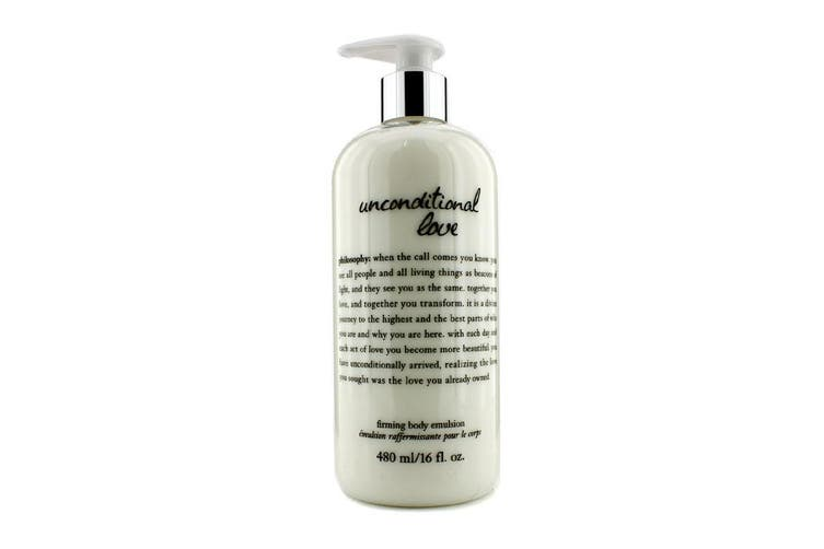 Philosophy Unconditional Love Firming Body Emulsion 480ml