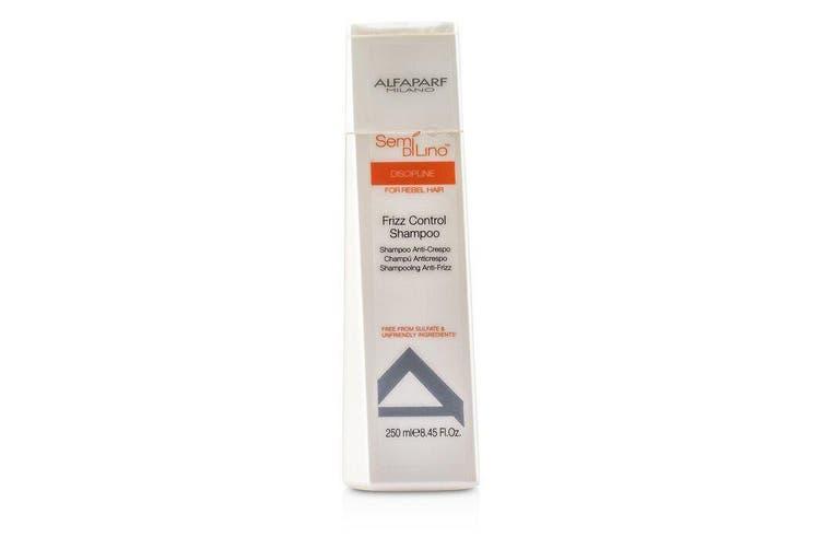AlfaParf Semi Di Lino Discipline Frizz Control Shampoo (For Rebel Hair) 250ml