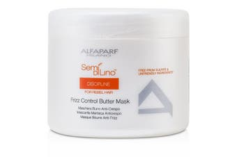 AlfaParf Semi Di Lino Discipline Frizz Control Butter Mask (For Rebel Hair) 500ml