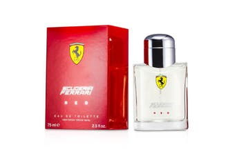 Ferrari Scuderia Red Eau De Toilette Spray 75ml