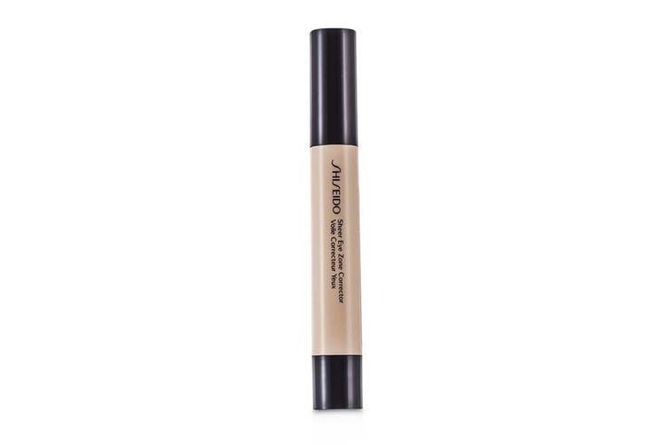 Shiseido Sheer Eye Zone Corrector - # 105 Beige 3.8ml