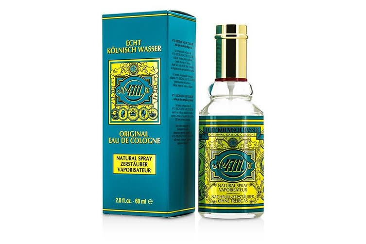 4711 Eau De Cologne Spray 60ml