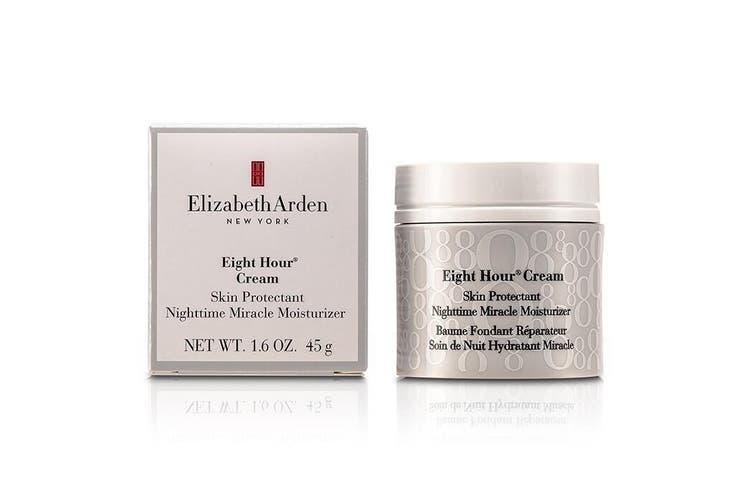 Elizabeth Arden Eight Hour Cream Skin Protectant Nighttime Miracle Moisturizer 50ml