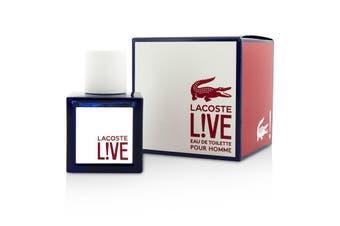 Lacoste Lacoste Live Eau De Toilette Spray 38ml