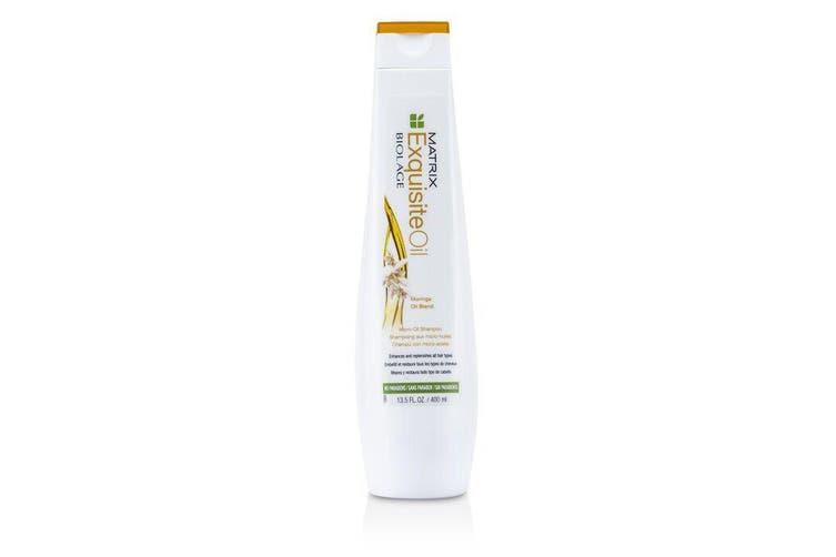 Matrix Biolage ExquisiteOil Micro-Oil Shampoo 400ml