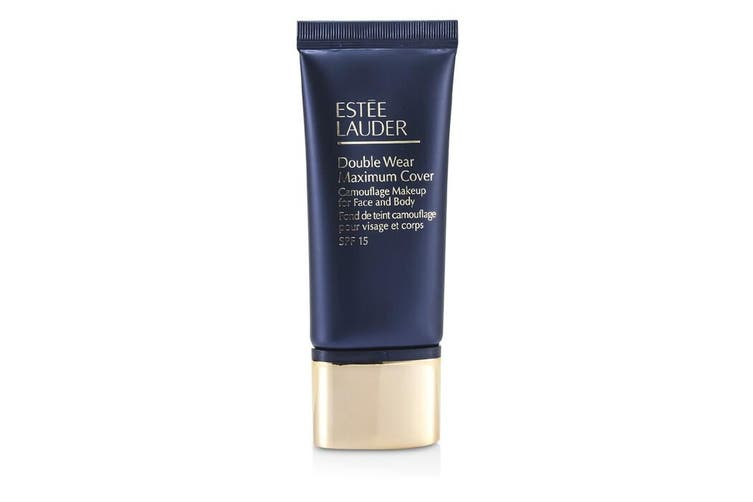 Estee Lauder Double Wear Maximum Cover Camouflage Make Up (Face & Body) SPF15 - #12 Rattan (2W2) 30ml