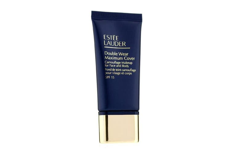 Estee Lauder Double Wear Maximum Cover Camouflage Make Up (Face & Body) SPF15 - #14 Spiced Sand (4N2) 30ml
