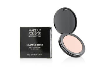 Make Up For Ever Sculpting Blush Powder Blush - #10 (Satin Peach Pink) 5.5g