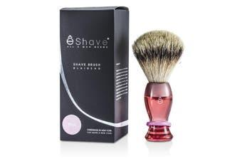 EShave Finest Badger Shaving Brush - Pink 1pc