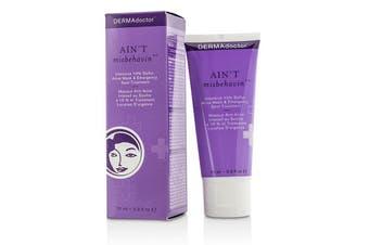 DERMAdoctor Ain't Misbehavin' Intensive Skin Clarifying Sulfur Acne Mask 70ml