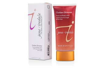 Jane Iredale Golden Shimmer (For Face & Body) 50ml