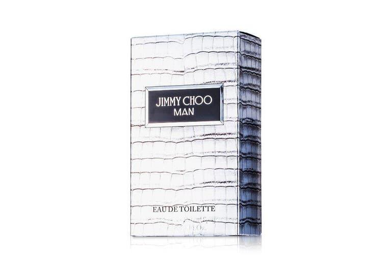 Jimmy Choo Man Eau De Toilette Spray CH005A03 30ml