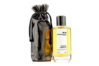 Mancera Mancera Roses Vanille Eau De Parfum Spray 120ml