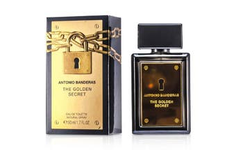 Antonio Banderas The Golden Secret Eau De Toilette Spray 50ml