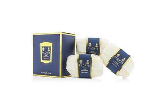Floris Rose Geranium Luxury Soap 3x100g