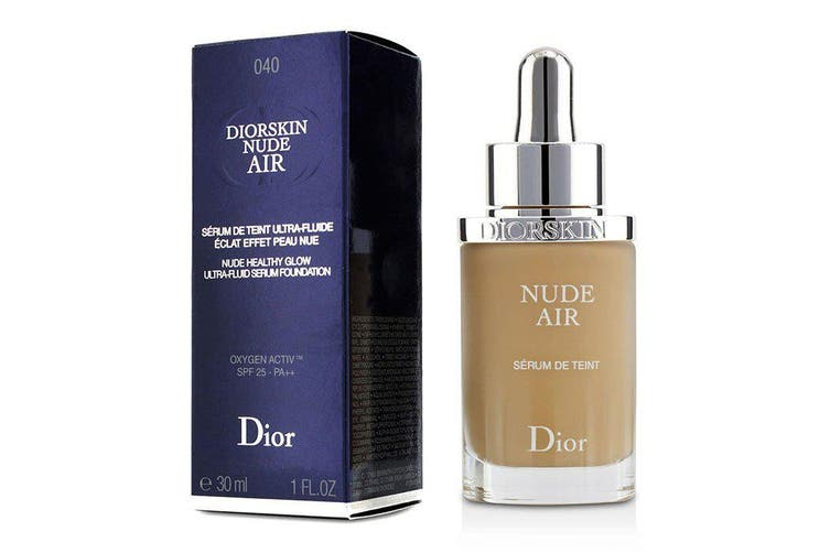 Christian Dior Diorskin Nude Air Serum Foundation SPF25 - # 040 Honey Beige 30ml