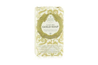 Nesti Dante 60 Anniversary Luxury Gold Soap With Gold Leaf (Limited Edition) 250g