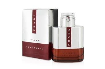 Prada Luna Rossa Sport Eau De Toilette Spray 50ml