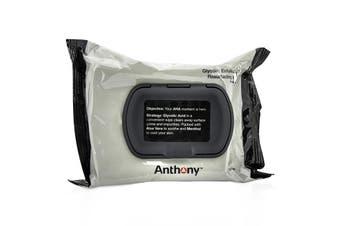 Anthony Logistics For Men Glycolic Exfoliating & Resurfacing Wipes 30wipes