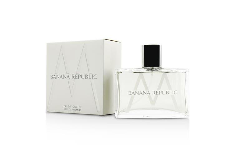 Banana Republic M Eau De Toilette Spray 125ml