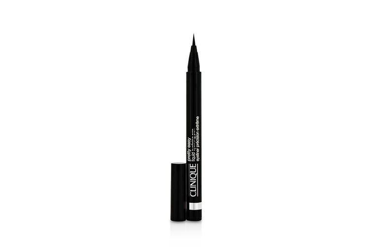 Clinique Pretty Easy Liquid Eyelining Pen - #01 Black 0.67g