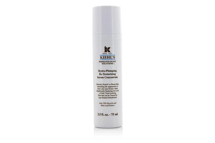 Kiehl's Hydro-Plumping Re-Texturizing Serum Concentrate 75ml