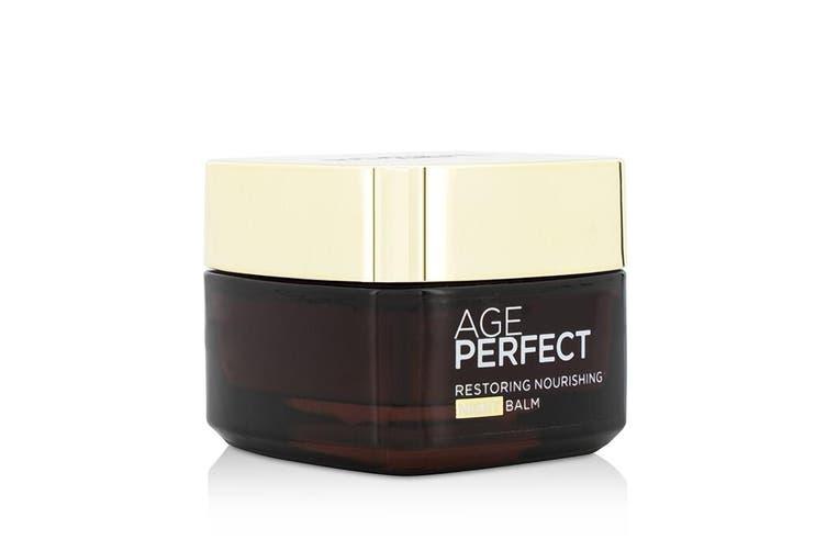L'Oreal Age Perfect Restoring Nourishing Night Balm 50ml