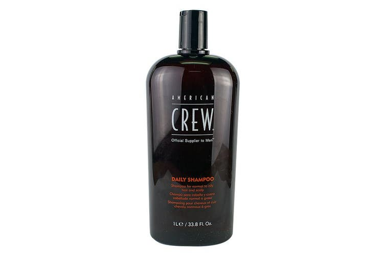 American Crew Men Daily Shampoo (For Normal to Oily Hair and Scalp) 1000ml