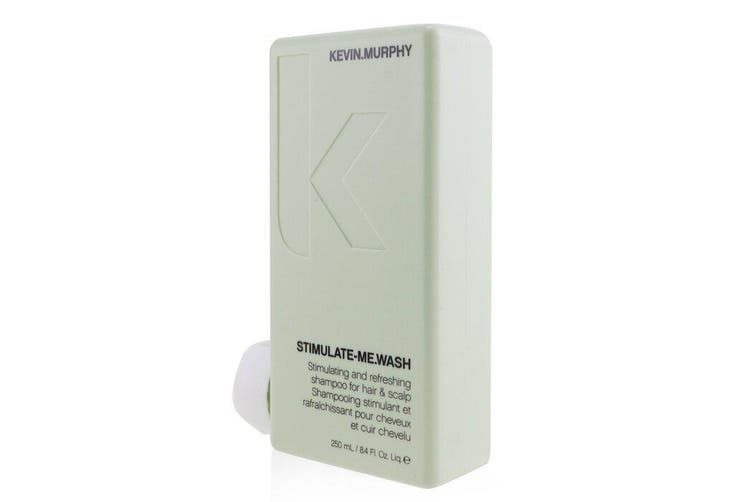 Kevin Murphy Stimulate-Me.Wash (Stimulating and Refreshing Shampoo - For Hair & Scalp) 250ml