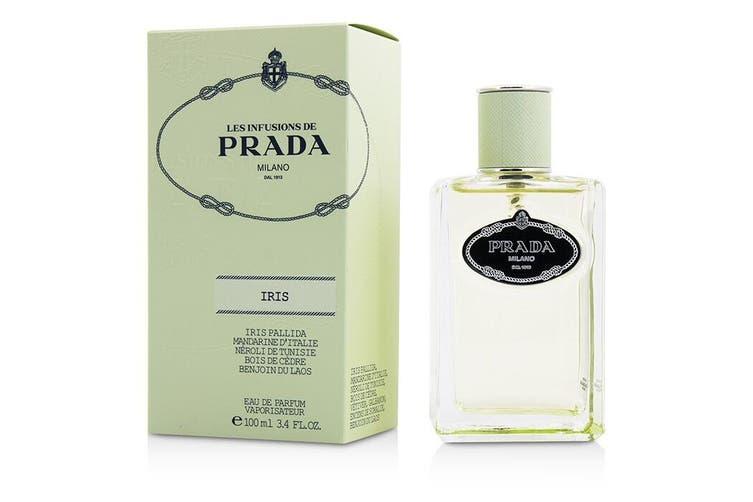 Prada Les Infusions De D'Iris Eau De Parfum Spray 100ml