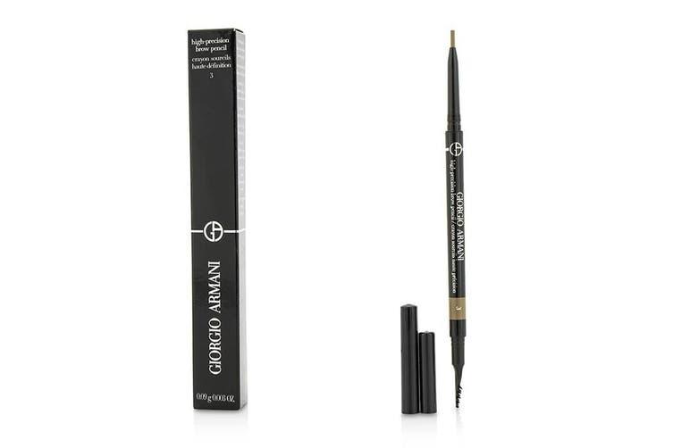 Giorgio Armani High Precision Brow Pencil - #3 Copal 0.09g
