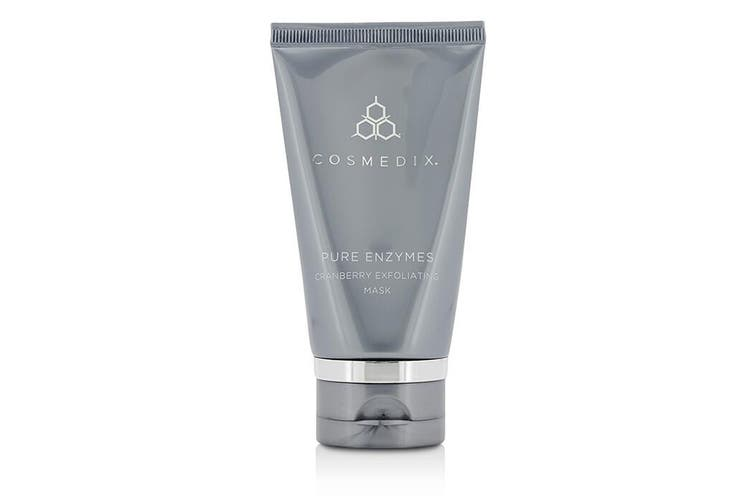 CosMedix Pure Enzymes Cranberry Exfoliating Mask 60g